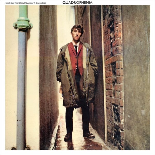 Various –- Quadrophenia (Music From The Soundtrack Of The Who Film) Vinyl