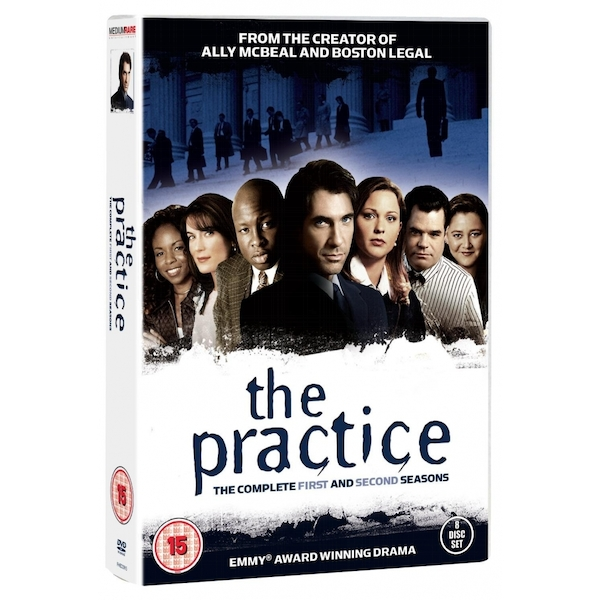 The Practice - The Complete First and Second Seasons DVD