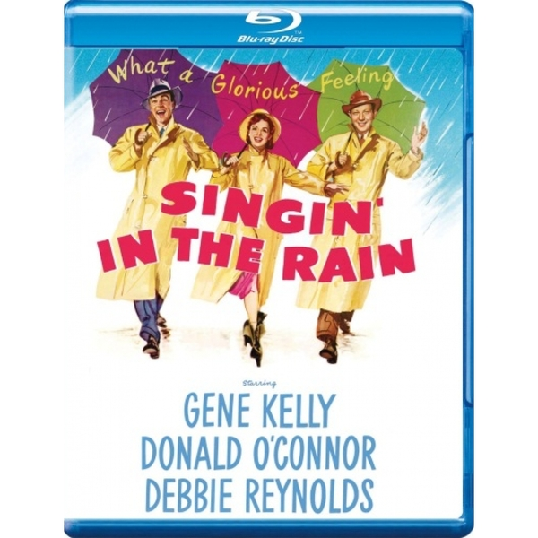 Singing In The Rain Blu-ray