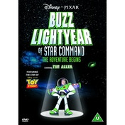 Buzz Lightyear of Star Command DVD
