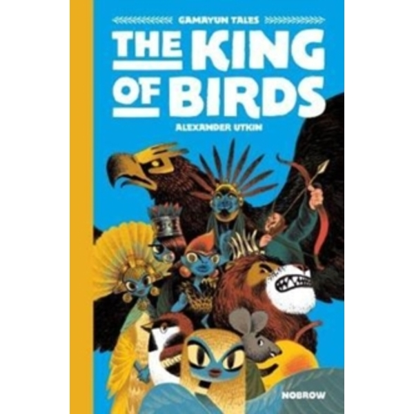 The King of Birds : 1