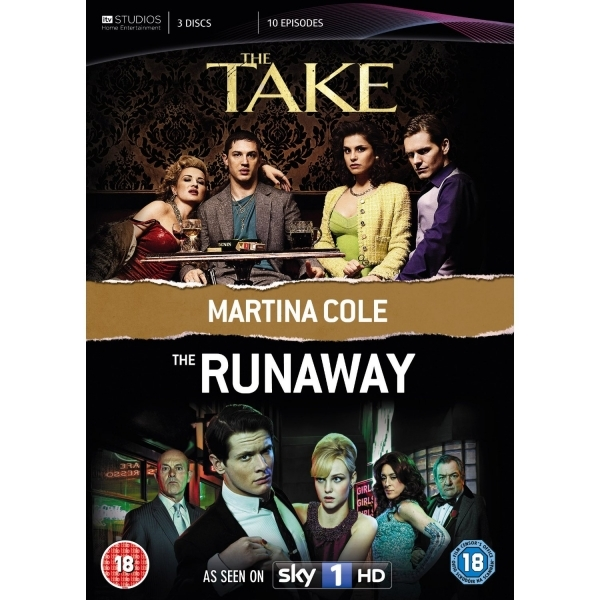 The Take  The Runaway Double Pack DVD