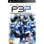 Shin Megami Tensei Persona 3 Portable Collector's Edition PSP