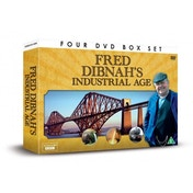 Fred Dibnah's Industrial Age 4 DVD