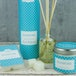 Seashore (Polka Dot Collection) Tin Candle - Image 3