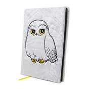 Harry Potter - Hedwig Fluffy Notebook