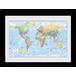 World Map 2017 Collector Print - Image 2