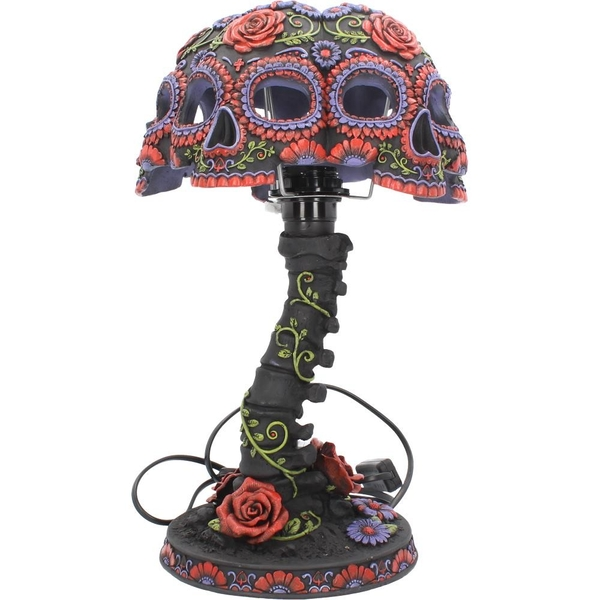 Night Blooms Lamp UK Plug