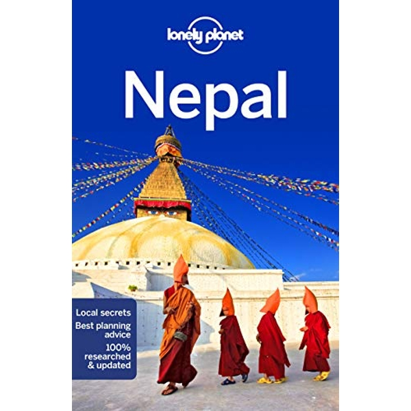 Lonely Planet Nepal (Country Guide) Paperback 2018