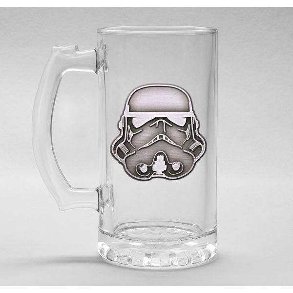 Original Storm Trooper - Helmet Glass Gift Set