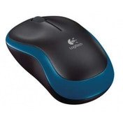 WIRELESS MOUSE M185 BLUE