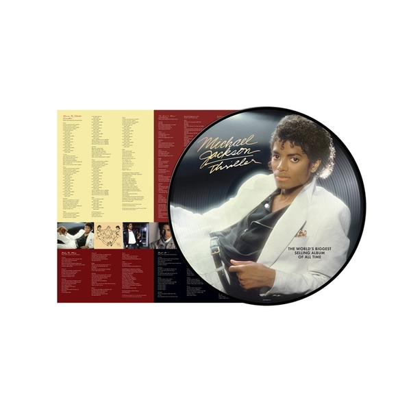 Michael Jackson - Thriller Picture Disc Vinyl