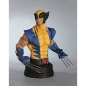 Gentle Giant Wolverine Yellow Mini Bust Figure