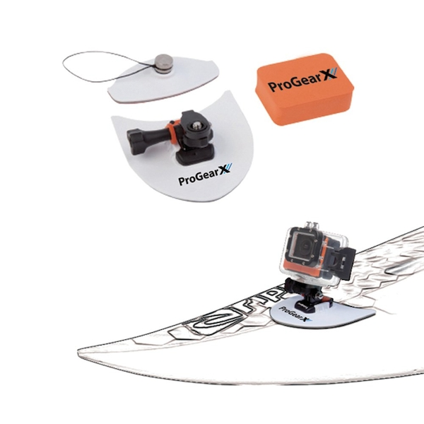 ProGearX Board Mount for GoPro Camera