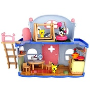 Pokemon Pika-Poke Petite Pals House Party Playset