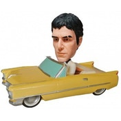 Scarface Funko Wacky Wobbler Bobble-Head Car
