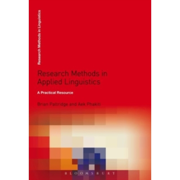 Research Methods in Applied Linguistics : A Practical Resource