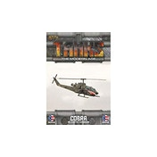 TANKS The Modern Age US AH-1 Cobra (Helo) Board Game
