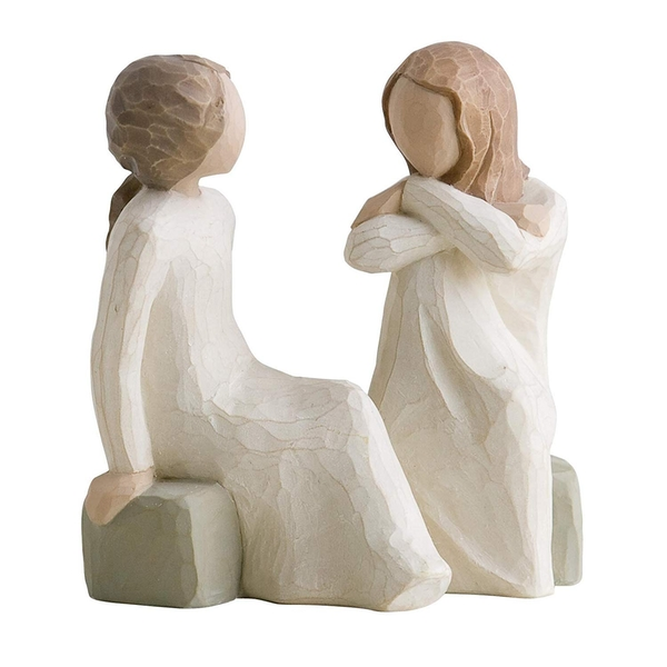 Heart and Soul (Willow Tree) Figurine