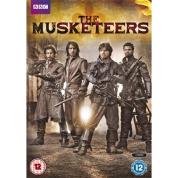 The Musketeers Series 1 DVD