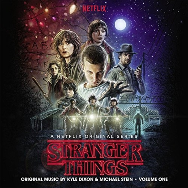Kyle Dixon & Michael Stein - Stranger Things Season 1, Volume 1 Vinyl