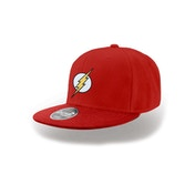 The Flash - Logo Snapback Cap