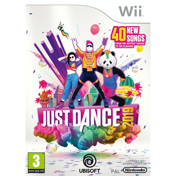 Just Dance 2019 Wii Game