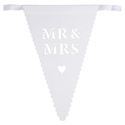 Sass & Belle Mr & Mrs Paper Bunting