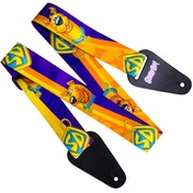 Scooby-Doo Fabric Guitar Strap