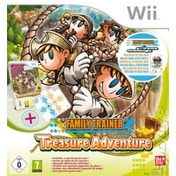 Family Trainer Treasure Adventure Standalone Game Wii
