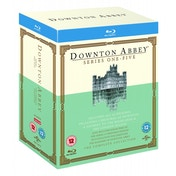 Downton Abbey Series 1-5 & Christmas Specials 2011 / 2012 / 2013 Blu-ray