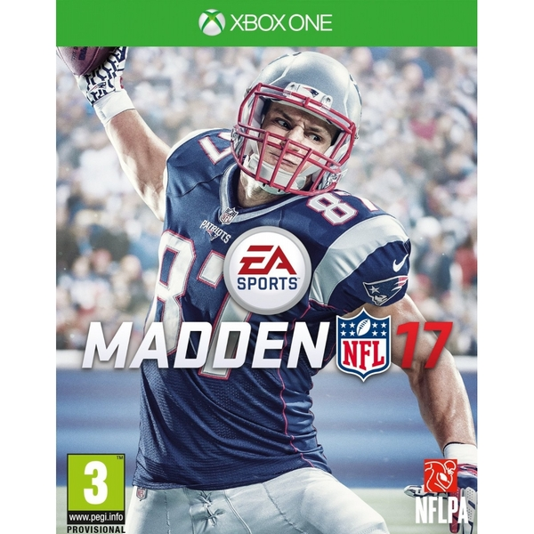 Madden NFL 17 Xbox One Game  365games.co.uk