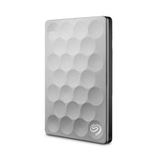 Seagate Backup Plus Ultra Slim 1TB external hard drive 1000 GB Platinum