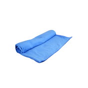 Quick Drying Microfiber Towel. Lightweight Home & Gym Pukkr Blue Small (50x30cm)