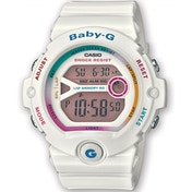 Casio BG6903-7CER Baby-G Watch with Resin Band (White)