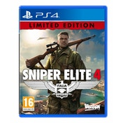 Sniper Elite 4 Limited Edition PS4 Game