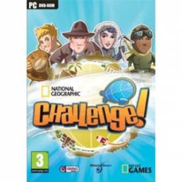 National Geographic Challenge Game PC