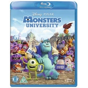 Monsters University 2013 Blu-ray