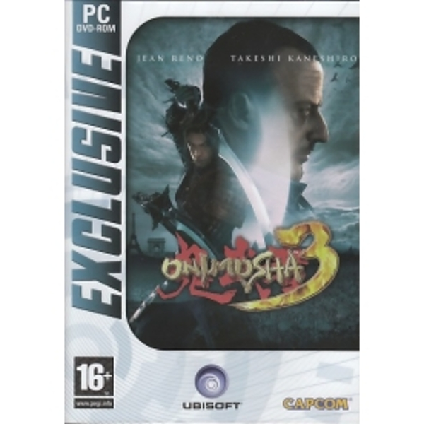 Onimusha 3 Demon Siege Game PC