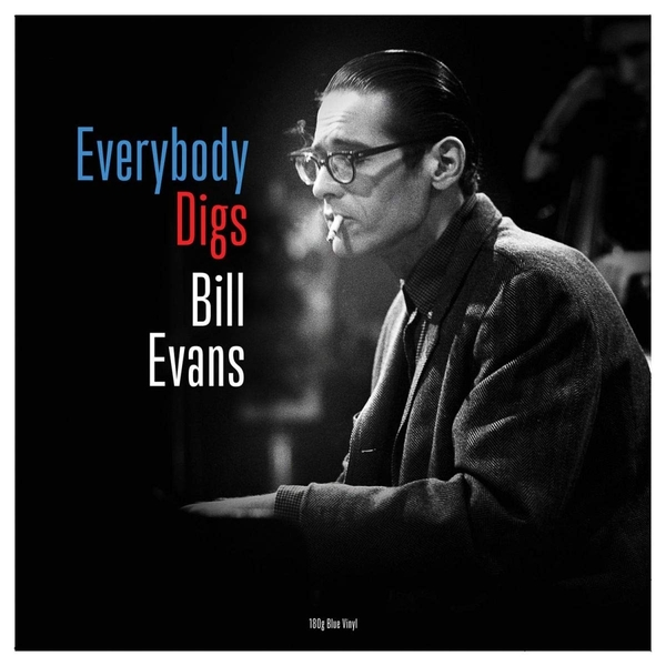 Bill Evans - Everybody Digs Bill Evans Blue  Vinyl