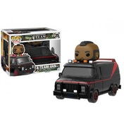 B.A. Baracus Funko Pop! & A-Team Van Ride Vehicle Pop! Vinyl Figure