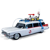 Ghostbusters ECTO-1 1:25 Model Snap Kit