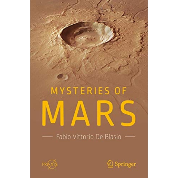 Mysteries of Mars  Paperback / softback 2018