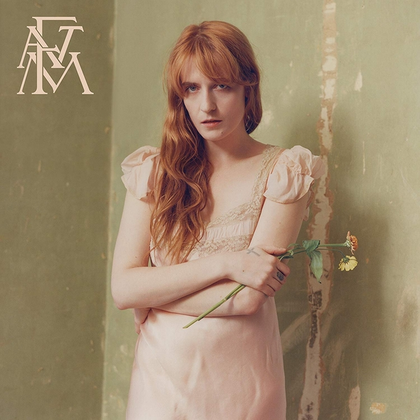 Florence & The Machine - High As Hope CD