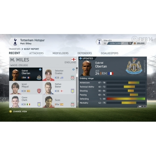 FIFA 14 Ultimate Edition Game PS3 - Image 2