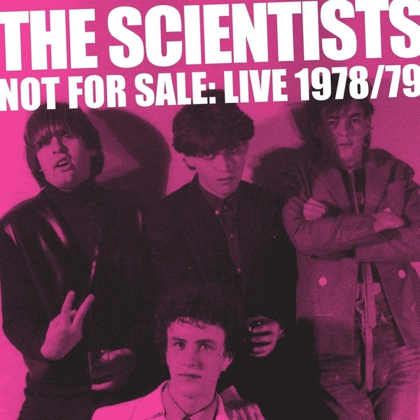 Scientists - Not For Sale: Live 78/79 Vinyl