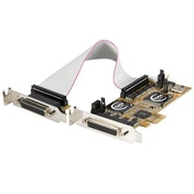 StarTech 8 Port PCI Express Low Profile Serial Adapter Card
