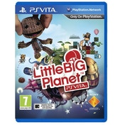 Little Big Planet Game PS Vita