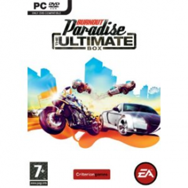 Burnout Paradise The Ultimate Box Game PC