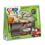 Corgi Toys Emergency Services Play Set